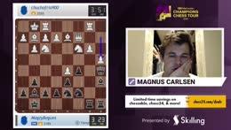 Banter Blitz with Magnus Carlsen