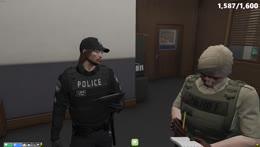 Senior Detective Johnny Divine | NoPixel | IA/JTF/FTO/OG