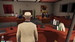 Chief Justice Stanton | The People v Mona Sanchez | NoPixel