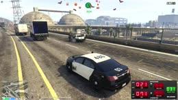 Sgt Baas - The Law - NoPixel | @Ssaab45