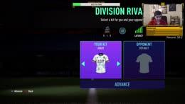 [ENG/BIH] RTG GRIND - 317-8-6 2400+ SR - Pro FIFA Player @hektic_jukez ALL Socials