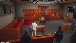 Brian - Murder Trial Pt.2 - NoPixel | !watchdogs @ 10am ET tomorrow !epic !pc | TWITTER: @dasMEHDI
