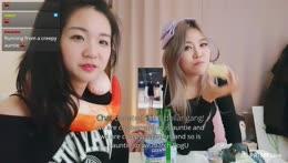 [한국/ENG] Chilling with yuggie 춤연습