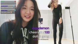 [한국/ENG]dance with yuggie 춤연습 !boost