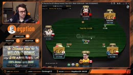 $36,000+ For First! Final 19 $210 Beat the Pros! | Saturday Sessions with the !GGSquad | !ggpoker