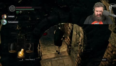 The Completionist - What a way to put the Dark in Dark Souls