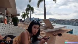 Phuket island day 1 - ENG/ไทย (TTS $2/100bits) !keth !socials
