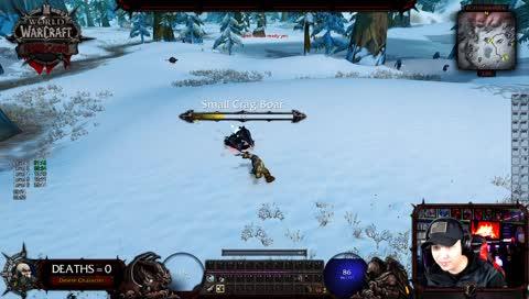 Kargoz - death at lvl 3 rip