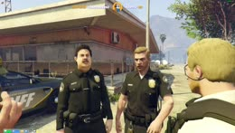 Francis J Francer - Policeman | nopixel | GTA RP