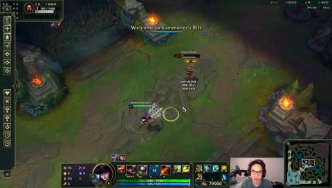 xFSN_Saber - Forcing more caitlyn! | Baba is you in queue