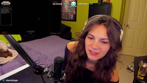 Alexia Raye - just another wow stream :)