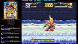 1CCBBH - 1 Credit Clear attempts on Neo-Geo games !1ccbbh