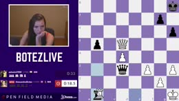 CHESS & AMONG US LATER | !chess !interview