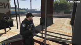 Officer Johnny Divine | NoPixel | Denzel later