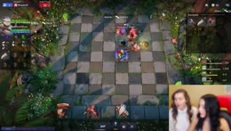 VERY FUN EXCITING GAME !autochess #EpicPartner