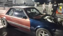GRUDGE ON KILL! Drag Racing event!