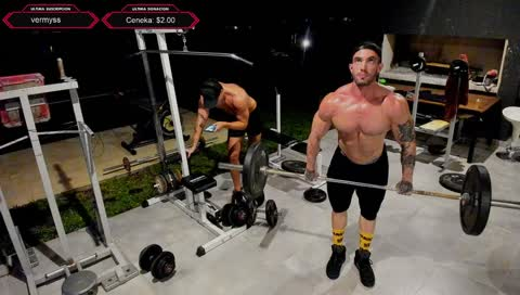 [ GYM + CHILL ] c/ GONZALO GOY // !ds !redes !host !planes