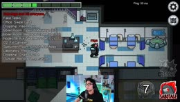 unexpected morning among us strim