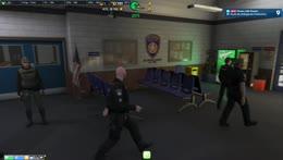 Sgt Baas - The Law - NoPixel | !PS5 GIVEAWAY @Ssaab45