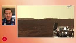 Perseverance Mars Rover's