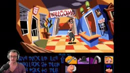 First Playthough of Day of the Tentacle then mroe Valheim | !Sneak | !info | Epic Code: MILLBEE