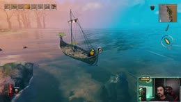 Os Vikings Cenegaleses! Valheim Dia: 5