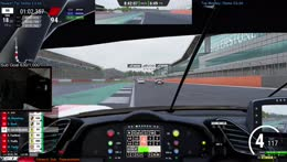 The Sim Grid | 12 Hours of Silverstone Brain Tumour Charity Race