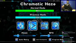 Chromatic Haze 85% (Go at 50%) Also playing other demons