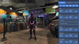 Leyla Nightingale of Embervale GTTC - Fire Mage/Rogue Multiclass !butt !larp !socials