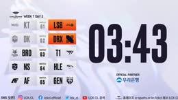 Day13ㅣ2021 LCK CL Spring