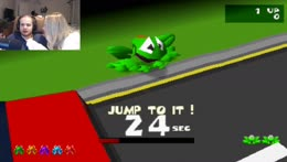 lets get cozy and rage quit to frogger