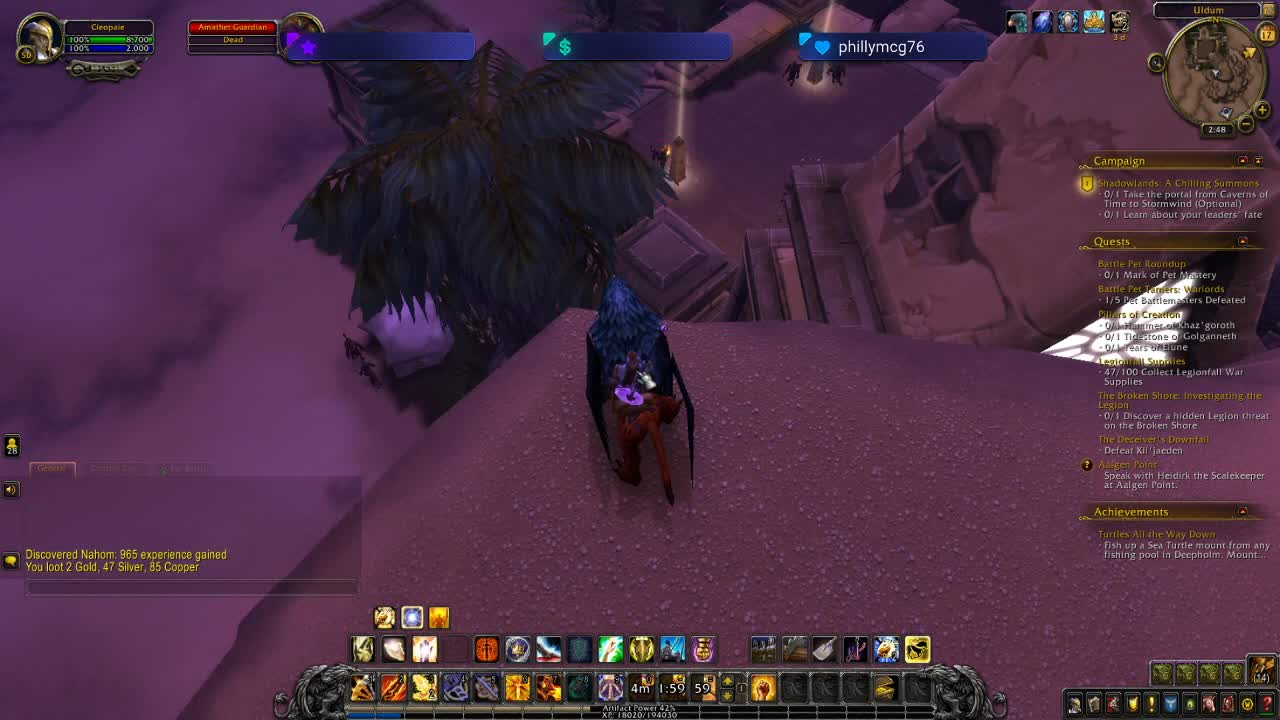 Fastest World Of Warcraft The Deceiver's Downfall