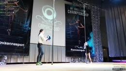 Pole Dance Championship 😍