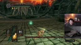 Boomer spielt das erste Mal Dark Souls