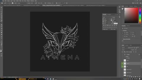 🔴SEISMIC | Brand Design / Conq Blade