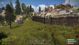 Dale & Rocks   Rust RP