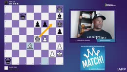 GM Maurice Ashley talks all things chess! Tonight's show: An insane puzzle, four queens, and Gangsta Chess!