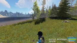 CRAZY FOOTAGE OF RUST WTF!!!!!