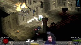 Ziz - HC Path of Diablo New Season!! | !Gauntlet !Youtube !Ama !pod | Merch shop.zizaran.com