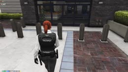 Trooper Copper | GTARP NoPixel