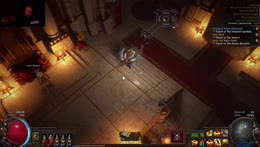 [HARDCORE ritual NO GUIDE] first time playing (really)   BIG gamba opportunity   unlocking SSF on Marauder then new character chat vote