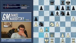 GM Naroditsky | Blitz vs Alireza Firouzja