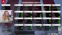 All Female Apex Tournament Today!! ✌️😊 | !tourney 💗 !newvid 💗 !code !socials