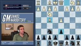 GM Naroditsky Defends his Title vs IM Minh Le