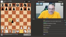 Ben Does Chess Stuff - 4-14-2021
