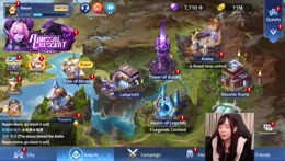 [ENG] Checking out Mobile Legends: Adventure new season + Tinted Mirage + redeem CDKEY | !mla !giftcode #ad