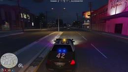 Carter Cop Hopeful | Physical | NoPixel 3.0