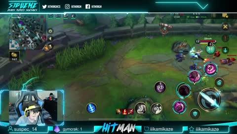 Jugando la final con TeamKmanus  en Twitch Rivals (25.000 premio) (3min Delay), (Challenger EU), (Diamante LAN)#TeamKmanus #TwitchRival