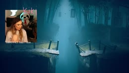 PEPEGA PLAYS LIL NIGHTMARES II 👻 // @kiki_twitch on all socials