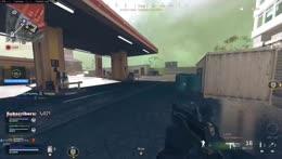 New gun in Warzone
